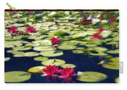 Lotus Dream Carry-all Pouch