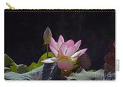 Lotus Enchantment Carry-all Pouch