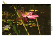 Lotus Flower At The West Lake Carry-all Pouch