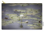 Lotus Flower- Gungarre Billabong V3 Carry-all Pouch