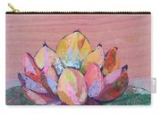 Lotus I Carry-all Pouch