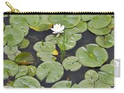 Lotus Pads Carry-all Pouch