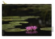 Lotus Reflections Carry-all Pouch