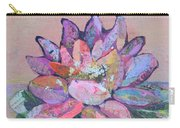 Lotus V Carry-all Pouch