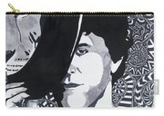 Lou Reed In Pools Carry-all Pouch