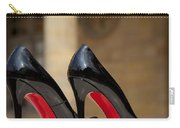 Louboutin Heels Carry-all Pouch