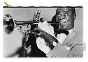Louis Armstrong (1900-1971) Carry-all Pouch by Granger