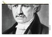 Louis Daguerre (1789-1751) Carry-all Pouch