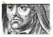 Louis De Blois (1506-1566) Carry-all Pouch