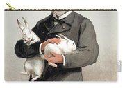 Louis Pasteur Carry-all Pouch