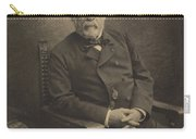 Louis Pasteur Carry-all Pouch