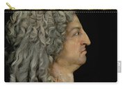 Louis Xiv 1638-1715 1706 Mixed Media Carry-all Pouch