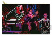 Louise At Jazz Corner Carry-all Pouch