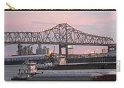Louisiana Baton Rouge River Commerce Carry-all Pouch
