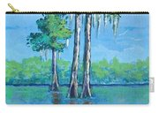 Louisiana Cypress Carry-all Pouch