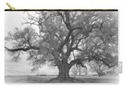 Louisiana Dreamin' Monochrome Carry-all Pouch
