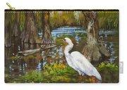 Louisiana Heron Carry-all Pouch