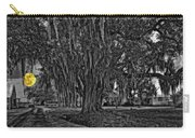 Louisiana Moon Rising Monochrome 2 Carry-all Pouch