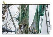 Louisiana Shrimp Boat Nets Carry-all Pouch