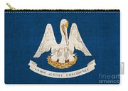 Louisiana State Flag Carry-all Pouch