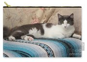 Lounging Cat Carry-all Pouch