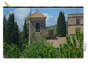 Lourmarin Castle In Provence Carry-all Pouch