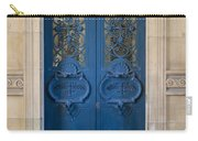 Louvre Doorway - Paris Carry-all Pouch
