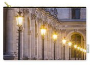Louvre Lampposts Carry-all Pouch