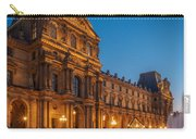 Louvre Sunset Carry-all Pouch