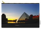Louvre's Last Light Carry-all Pouch