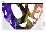 Love 1 - Heart Hearts Romantic Art Carry-all Pouch
