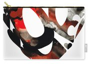 Love 18- Heart Hearts Romantic Art Carry-all Pouch