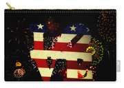 Love American Style Carry-all Pouch by Bill Cannon