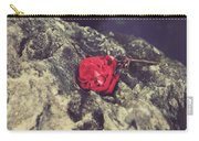 Love And Hard Times Carry-all Pouch by Laurie Search