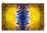 Love And Loss Abstract Healing Artwork Carry-all Pouch
