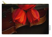 Love And Romance Carry-all Pouch by Edward Fielding