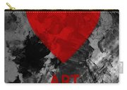 Love Art 1 Carry-all Pouch
