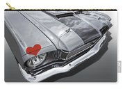 Love At First Sight - '66 Mustang Carry-all Pouch
