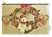 Love Be My Love Carry-all Pouch