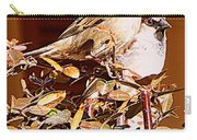 Love Birds II Carry-all Pouch