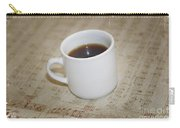 Love Coffee And Music Carry-all Pouch by Nina Prommer