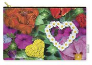 Love Flowers Garden Carry-all Pouch