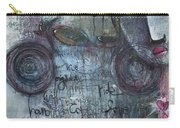 Love For Motorcycles Carry-all Pouch