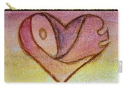 Love Heart 1 Carry-all Pouch