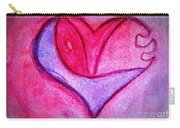 Love Heart 3 Carry-all Pouch