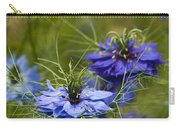 Love In A Mist Carry-all Pouch