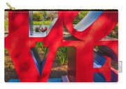 Love In City Park New Orleans Carry-all Pouch