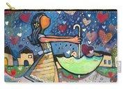 Love Is Abundant Carry-all Pouch by Jen Norton