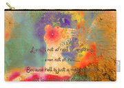 Love Is The Religion Carry-all Pouch