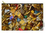 Love Locks Eternal Carry-all Pouch